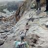 长沙长沙县修路破硬石头机器分石棒