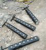 煤矿巷道岩石开采设备