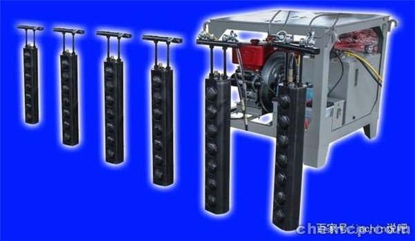 广西壮族自治钦州比破碎锤打石快的机械劈裂机一用什么设备