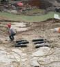 南京洞采矿石小型液压