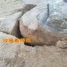 黑龙江大庆基坑岩石破除方法静态破石器每天产量