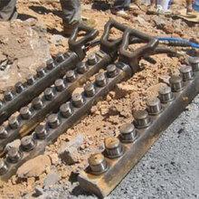 恩施花崗巖開采快速破石靜態破石器品質好的圖片
