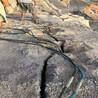 静态无声岩石开采劈裂