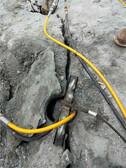 吉安混凝土劈裂棒镁石开采取代放炮开石机