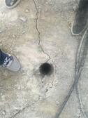滨州混凝土开石器隧道掘进取代放炮开石机