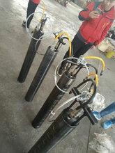 黑龍江牡丹江替代膨脹劑的巖石開采機器多少錢一個圖片