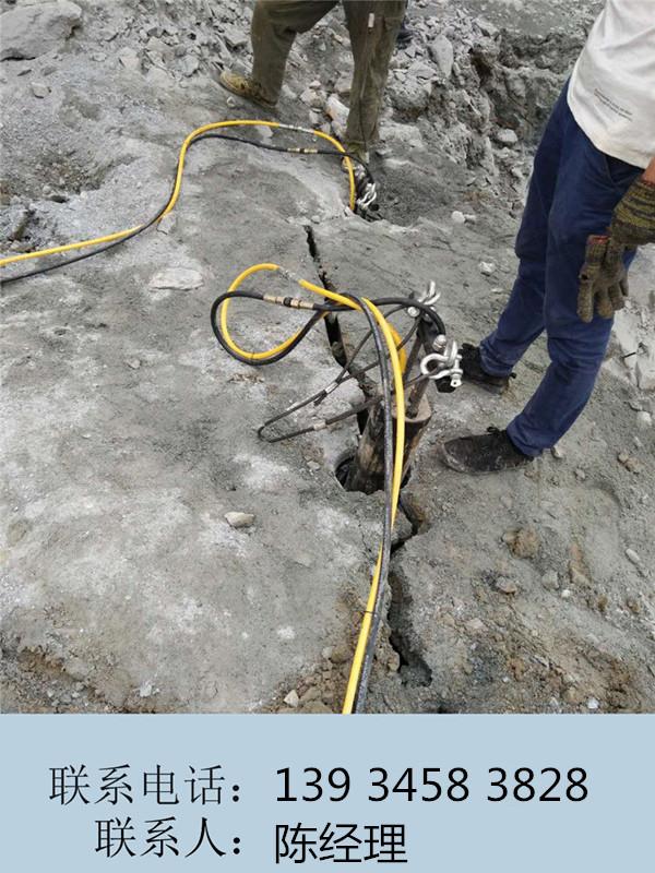 开石器-旧地面混凝土劈裂机