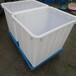 供应加厚塑料水箱长方形储水桶乌龟水产养殖泡瓷砖等周转箱水桶