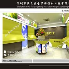 专业手机店装修设计公司,手机店灯箱装修设计制作公司