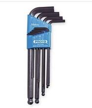 PROTO工具9件套球形内六角扳手组套(J4996)