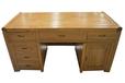 老榆木家具书桌