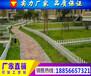 江都区草坪绿化护栏价格、扬州市PVC塑钢护栏厂家