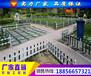 黄山PVC围墙护栏厂家-塑钢草坪护栏厂家批发直销