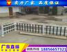 徐州花池绿化护栏价格图片、沛县PVC塑钢护栏厂家