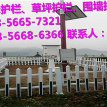 天台县绿化护栏、草坪护栏的用途图片