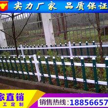 信阳市潢川县花池护栏、花坛绿化围栏-塑钢栅栏招商图片