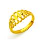 一个黄金戒指广州回收报价,有三个金戒指出售图片