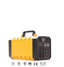 在线式UPS电源500W稳压220V大容量288wh便携式户外备用应急电源图片