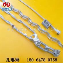 电力通信设备线夹-OPGW光缆预绞式耐张线夹图片