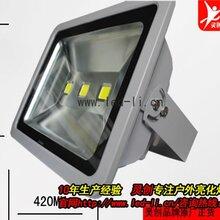 黑龙江伊春LED投光灯50W亮化公司推荐灯具高品质才是关键-灵创照明图片