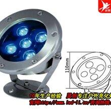 重庆万州LED水底灯品质保证透光性好防水性强-灵创照明图片