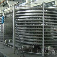 诸城德控机械专业生产销售速冻机,双螺旋速冻机、液氮速冻机欢迎选购