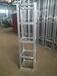 鋁合金桁架方管桁架小鋁架展棚背景架輕型燈光架