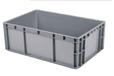 沈阳兴隆瑞塑料周转箱EU物流箱欧标箱灰色蓝色
