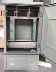 光缆交接箱144芯光交箱室外防水落地式SMC材质SCFC电信级满配图片