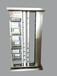 力天ODF光纤配线架机架式144芯光纤配线架光纤配线柜