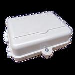 力天SMC1分32光纤分路器箱光纤分钎箱光缆分线盒图片