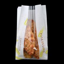 烘培开窗袋定制厂家面包纸袋生产厂家吐司袋设计