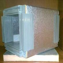加工各種復合風管-酚醛鋁箔復合風管板材批發圖片