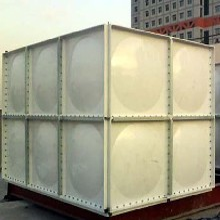 玻璃鋼水箱2018水箱廠家首選德祥消防水箱不漏不腐蝕圖片