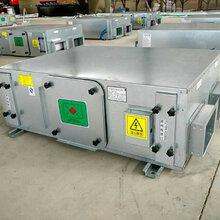 中央空調機組與新風系統的區別圖片