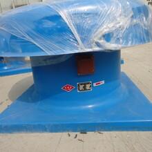 屋顶风机选型低噪声屋顶风机参数德祥玻璃钢屋顶风机专业厂家图片