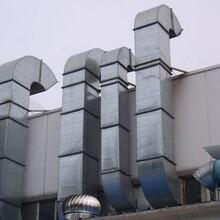 鍍鋅板通風管道整改措施及注意事項-暖通德祥空調圖片