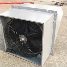 鋼制排風機專賣邊墻排風機廠家推薦質優價廉優選德祥空調圖片