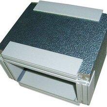 全国供应双面铝箔酚醛复合风管现货批发零售铝酚醛板