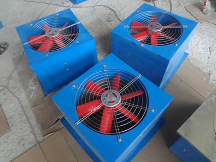 壁式轴流风机选型