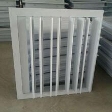 頂裝單層百葉風口款式新穎鋁合金風口廠家直銷優選德祥造圖片
