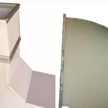 工業防排煙風管廠家一體化裝配式防排煙風管性能區別解析圖片