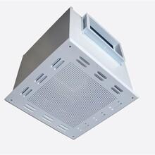 廊坊鋼制高效送風口加工定制廠家推薦-暖通德祥空調圖片