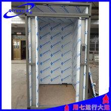 长期供应贵州省安顺市导轨式升降平台