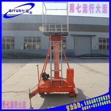 畅销七运套缸液压升降机/电动液压升降机/上货梯/升降台