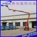 长期供应福建莆田固定式升降平台牵引式折臂式升降机拖车折臂升降平台