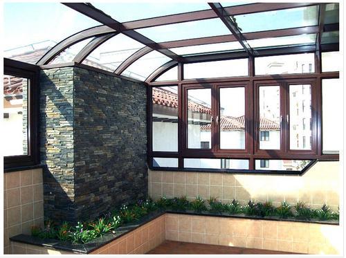 钢结构玻璃房图片大全