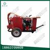 手推灌缝机80升容量马路灌缝机