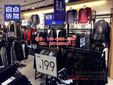 静海地区供应KM服装货架,批发零售最新男装货架