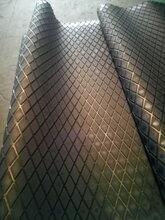 12mm耐磨菱形板,15mm阻燃耐磨胶板,滚筒包胶图片